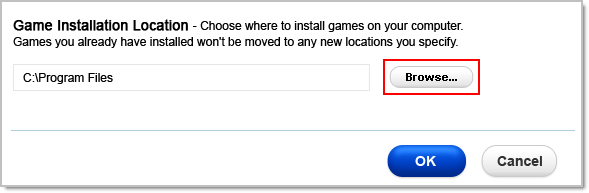 Install Games in New Location – Big Fish Games Help