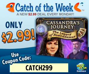 Cassandra's Journey: The Legacy of Nostradamus (BFG's Catch of the Week)