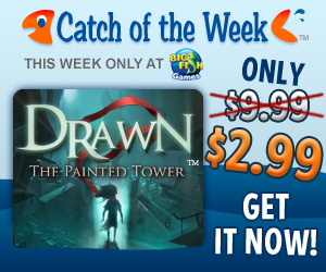Drawn: The Painted Tower (BFG's Catch of the Week)