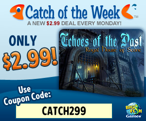Echoes of the Past: Royal House of Stone (BFG's Catch of the Week)