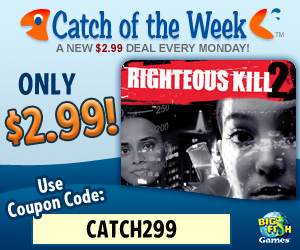 Righteous Kill 2: Revenge of the Poet Killer (BFG's Catch of the Week)