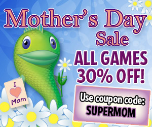 Big Fish Games Mother's Day Sale