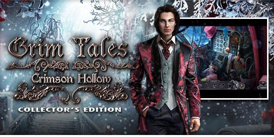 Image result for grim tales crimson hollow