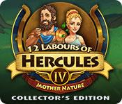 baixar jogos de computador : 12 Labours of Hercules IV: Mother Nature Collector's Edition