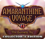 baixar jogos de computador : Amaranthine Voyage: The Burning Sky Collector's Edition