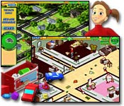 jogos para PC - Babysitting Mania