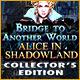 novos jogos de computador Bridge to Another World: Alice in Shadowland Collector's Edition