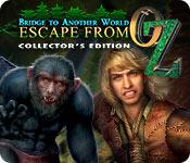baixar jogos de computador : Bridge to Another World: Escape From Oz Collector's Edition