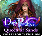 baixar jogos de computador : Dark Parables: Queen of Sands Collector's Edition