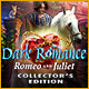 novos jogos de computador Dark Romance: Romeo and Juliet Collector's Edition