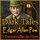 novos jogos de computador Dark Tales: Edgar Allan Poe O Escaravelho de Ouro