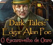 baixar jogos de computador : Dark Tales: Edgar Allan Poe O Escaravelho de Ouro