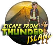 baixar jogos de computador : Escape from Thunder Island