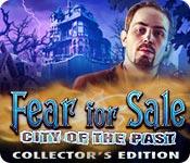 baixar jogos de computador : Fear for Sale: City of the Past Collector's Edition