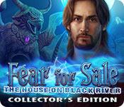 baixar jogos de computador : Fear for Sale: The House on Black River Collector's Edition