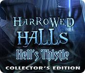 baixar jogos de computador : Harrowed Halls: Hell's Thistle Collector's Edition