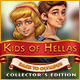 baixar jogos de computador : Kids of Hellas: Back to Olympus Collector's Edition