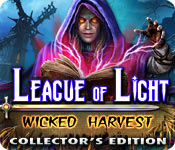 baixar jogos de computador : League of Light: Wicked Harvest Collector's Edition