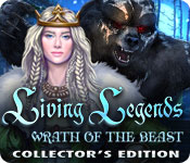 baixar jogos de computador : Living Legends - Wrath of the Beast Collector's Edition