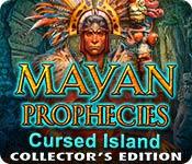 baixar jogos de computador : Mayan Prophecies: Cursed Island Collector's Edition