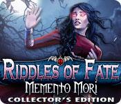 baixar jogos de computador : Riddles of Fate: Memento Mori Collector's Edition