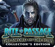 baixar jogos de computador : Rite of Passage: The Sword and the Fury Collector's Edition