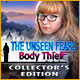 novos jogos de computador The Unseen Fears: Body Thief Collector's Edition