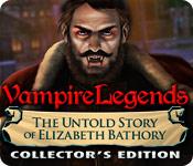 baixar jogos de computador : Vampire Legends: The Untold Story of Elizabeth Bathory Collector's Edition