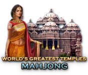 baixar jogos de computador : World's Greatest Temples Mahjong