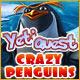 novos jogos de computador Yeti Quest: Crazy Penguins