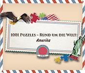 Computerspiele herunterladen : 1001 Puzzles – Rund um die Welt, Amerika