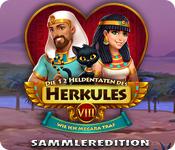Computerspiele herunterladen : Die 12 Heldentaten des Herkules VIII: Wie ich Megara traf Sammleredition