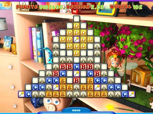 ABC Cubes: Teddy's Playground img