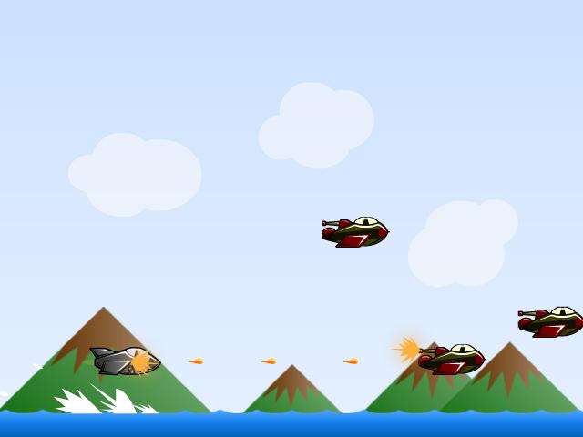 Aerial Avenger Screenshots