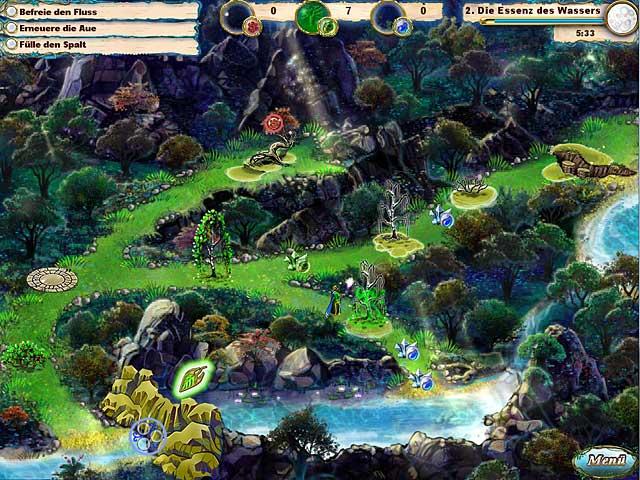 Aerie: Seele des Waldes - Hilf Aerie, die Wunden der Natur zu heilen!