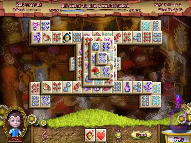 Alice's Magical Mahjong img