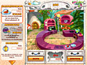 in-game screenshot : Alice's Tea Cup Madness (pc) - Alice ist in den Kaninchenbau gefallen!