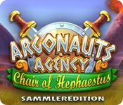 Computerspiele herunterladen : Argonauts Agency: Chair of Hephaestus Sammleredition