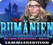 Tod in Rumänien: Ein Dana Knightstone Roman Sammleredition