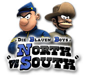 Computerspiele herunterladen : Die Blauen Boys: North vs South