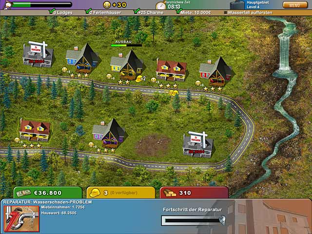 Скачать игру Построй-ка 6 :Каникулы / Build-a-lot 6: On Vacation (2012/Rus)