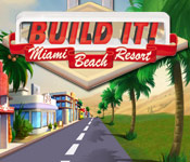 Computerspiele herunterladen : Build It! Miami Beach Resort