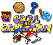 Carl The Cave Man