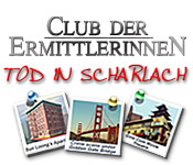 Club der Ermittlerinnen: Tod in Scharlach game