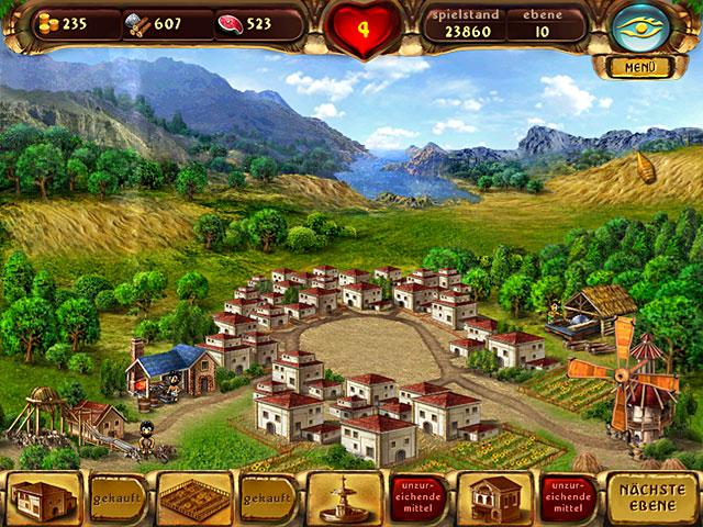Screenshot für Cradle of Rome