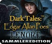 Computerspiele herunterladen : Dark Tales: Edgar Allen Poes Lenore Sammleredition
