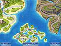 in-game screenshot : Das Rettungsteam (pc) - Baue drei Inseln wieder auf!