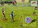 in-game screenshot : Defender of the Crown (pc) - Besiege die Normannen!