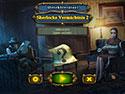 Computerspiele herunterladen : Detektivrätsel: Sherlocks Vermächtnis 2
