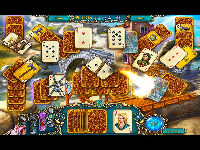 Solitaire Meister 2019 pc game Img-1